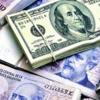 dolar descenso