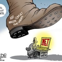 cartoon neutralidad net