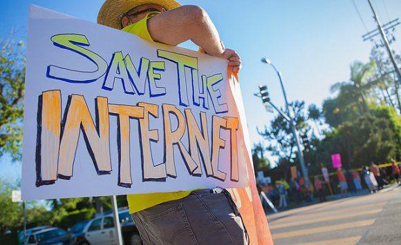 Salvar Internet