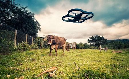 Drones y neutralidad en la Red