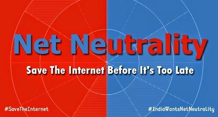 Neutralidad en la Red India
