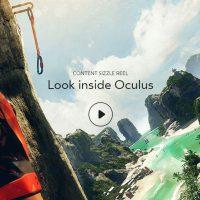 Oculus Rift experiencia
