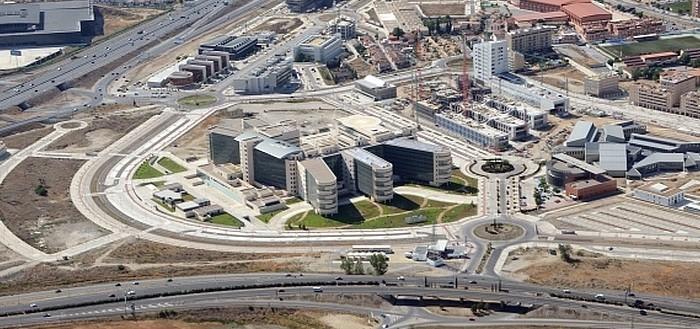 imagen de la ciudad de la salud de granada