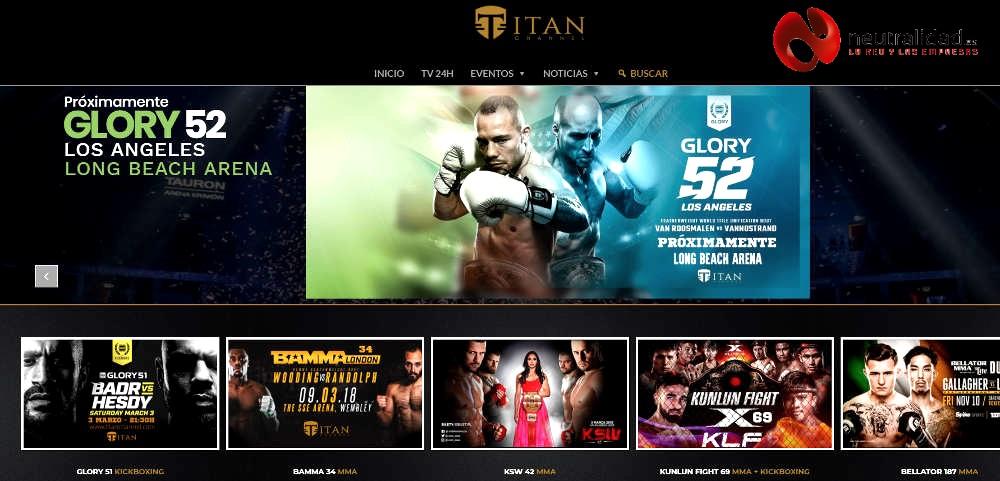 Borja Rupérez y el éxito de Titan Channel