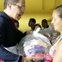La Iglesia Universal del Reino de Dios ayuda a los afectados de las lluvias